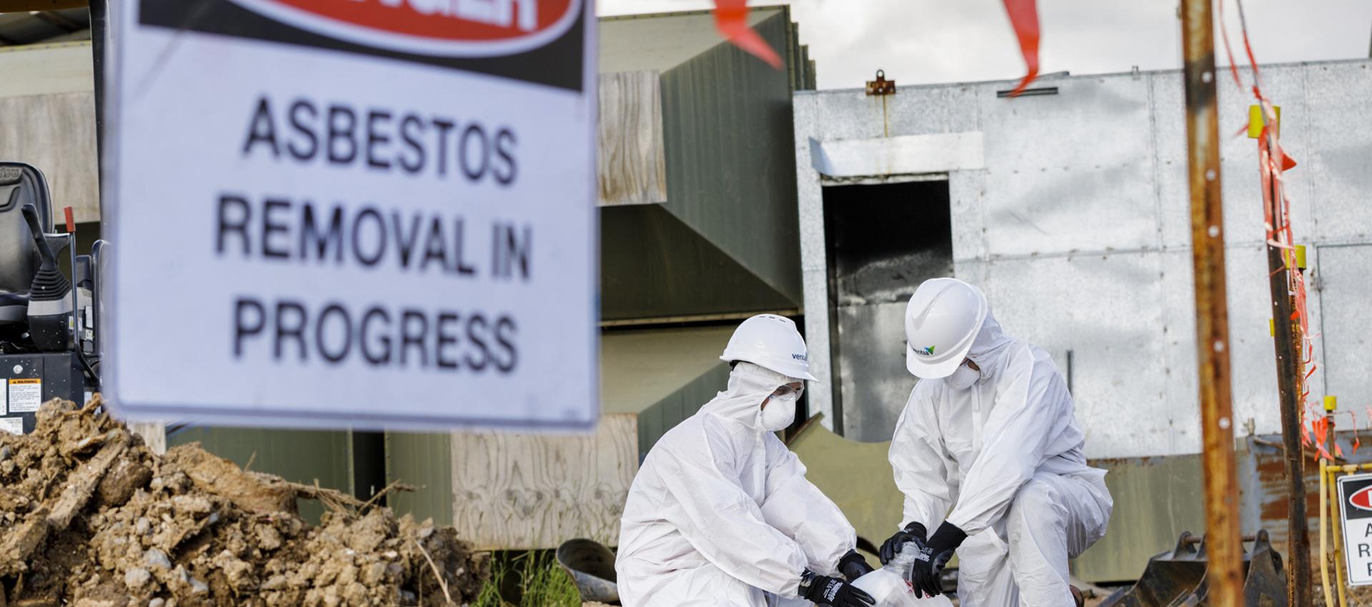Asbestos removal Perth.