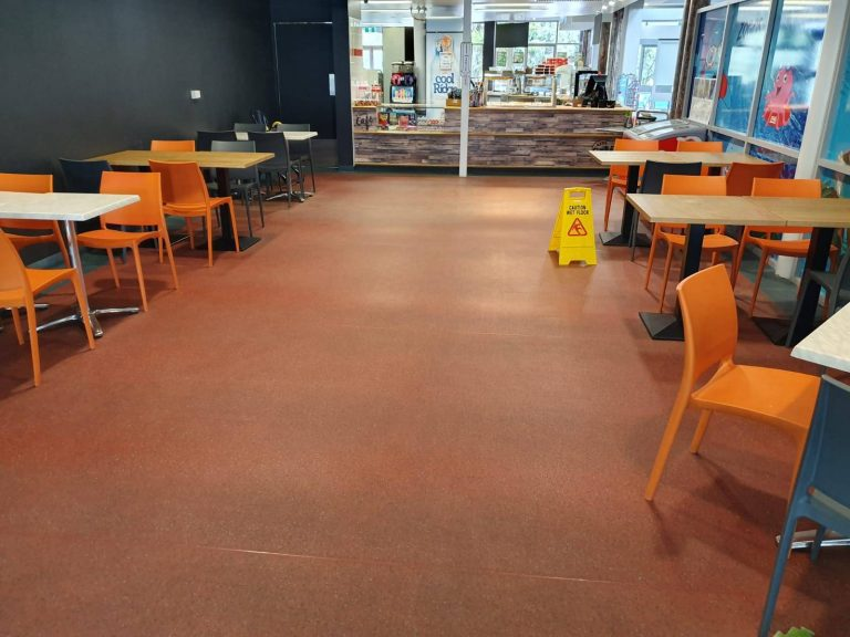 Cleaning solutions for hospitality venues.